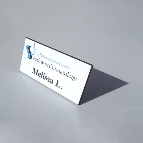 Low Price Name Tags- Blank Metal Name Tags-Cheap Name Badges