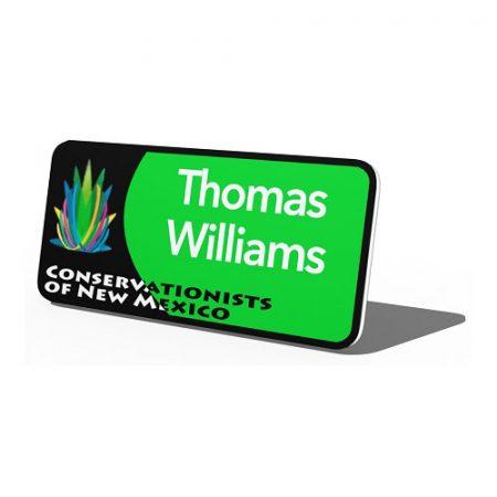 6416ac8357fb Name & Logo Plastic Tags