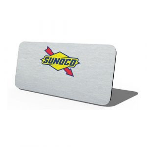 Metal-Only-Badge-Sunoco