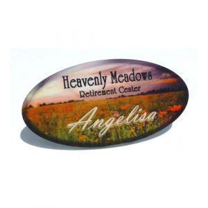 Oval-Name-Logo-Plastic-Heavenly-Meadows