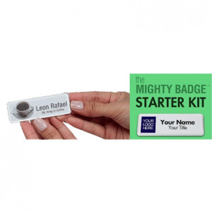 Mighty Badge Starter Kit Demonstration
