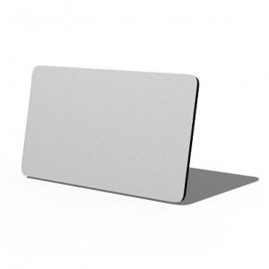 Silver Card Color