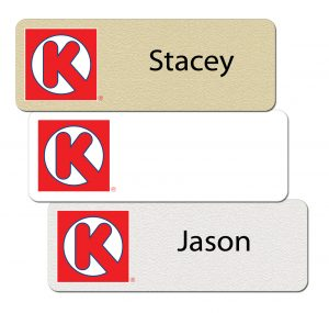 Cirkle K Name Badges