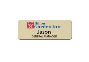 Hilton Garden Inn Manager Name Tags