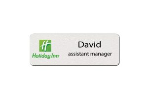 Holiday Inn Employee Name Tags
