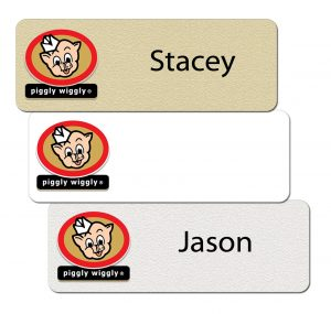 Piggly Wiggly Name Badges