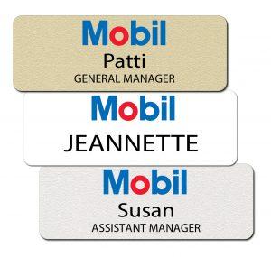 Mobil Name Tags