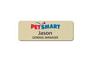 Petsmart Manager Name Badges