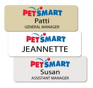 Petsmart Name Tags