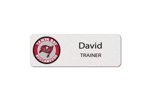 Tampa Bay Bucaneers Employee Name Tags