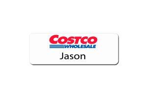 Costco Name Tags